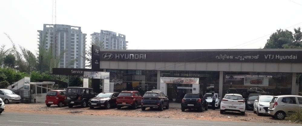 Photo No. 2 - VTJ HYUNDAI  CAR SHOWROOM