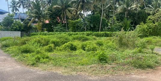 14 cent residential land for sale in Kariattukara