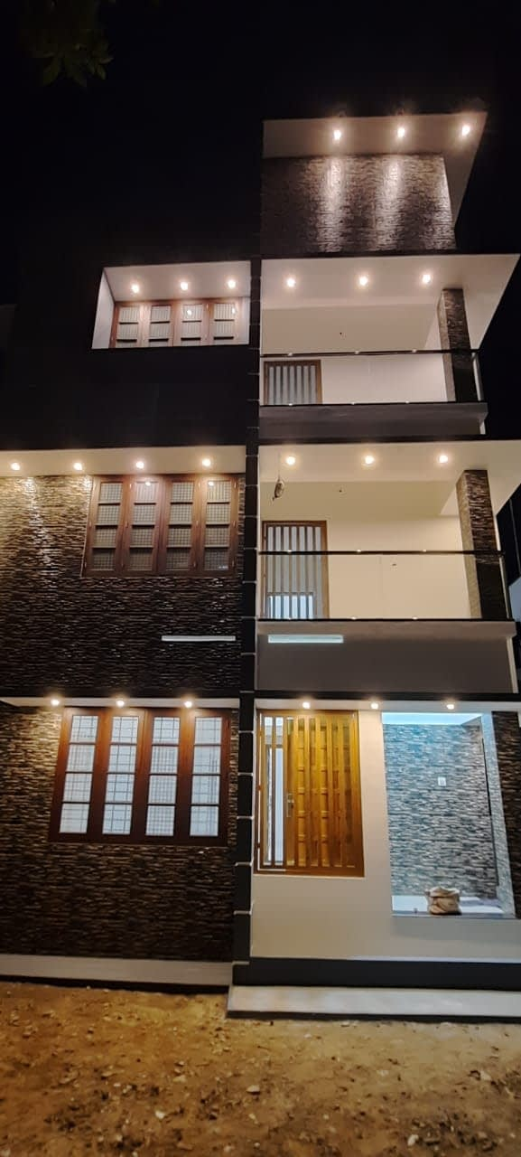 Tanishq- Brand new Premium Building ,Total 4 Apartments(Suitable for Offices / Residential)