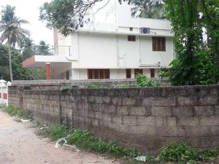 Residentail Plot at Ulloor, Trivandrum