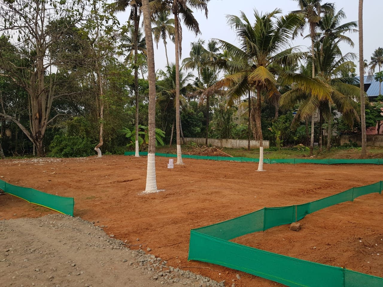 Housing plots available for sale at Vellangallur, Thrissur Dt.