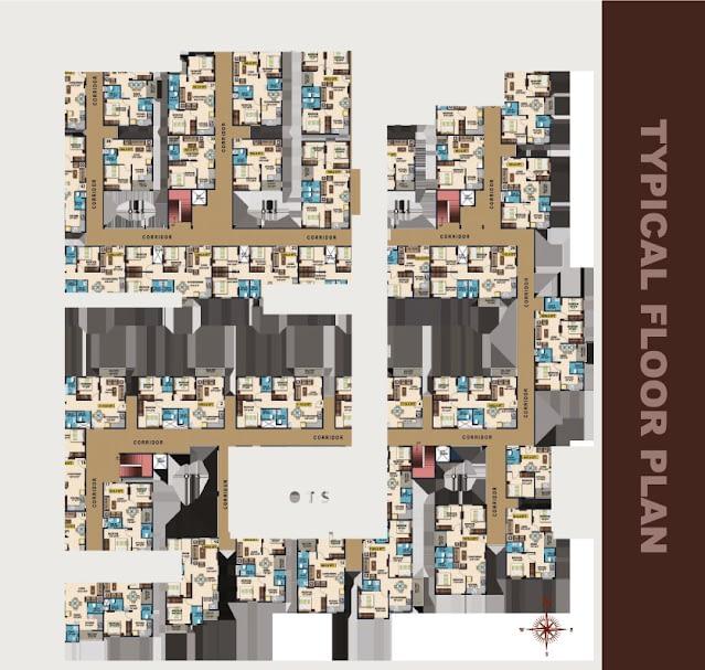 Sriven Rag Meridian Floor Plan