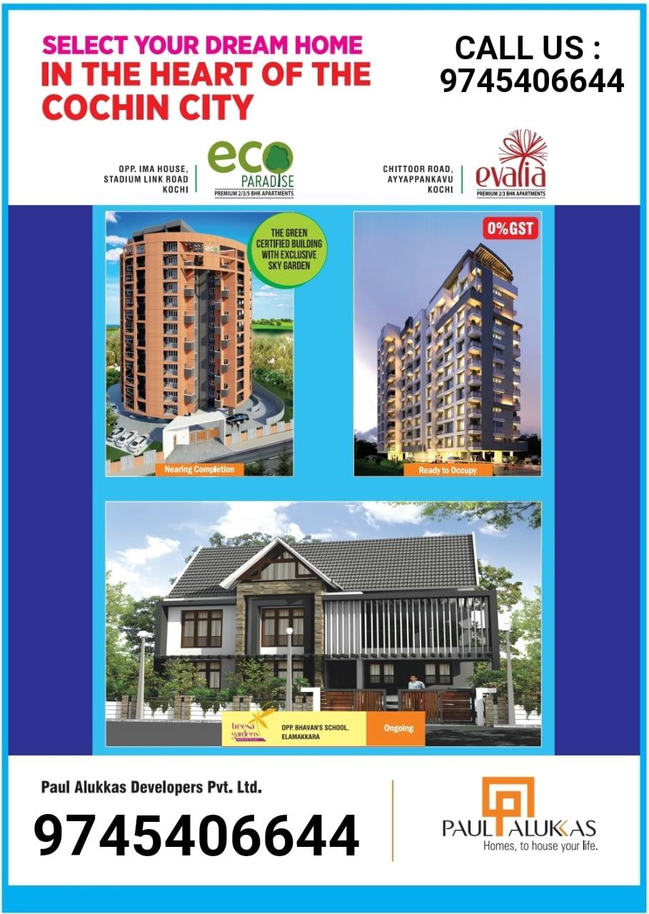 Apartments in Kochi